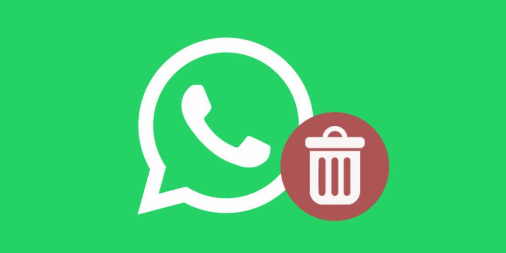 Así podemos borrar mensajes enviados en Whatsapp