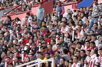 Sacan del Estadio Victoria a un aficionado por faltarle el respeto a las jugadoras