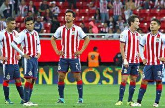Chivas busca obtener su primer triunfo contra Necaxa