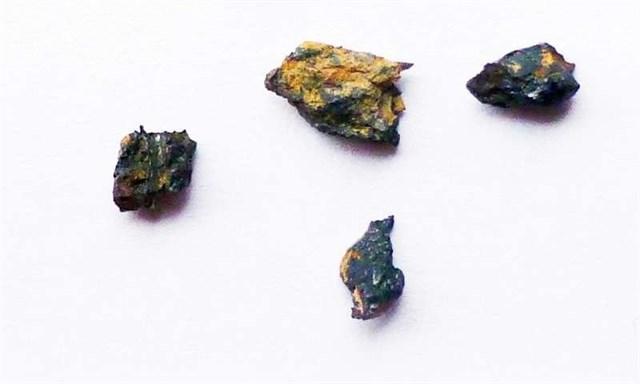 Confirman piedra de orígen extraterrestre en Egipto