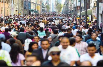El 75.9 % de la población se siente insegura: INEGI