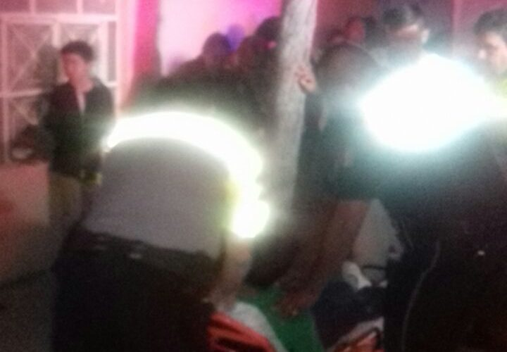 Riña campal deja un herido en Aguascalientes