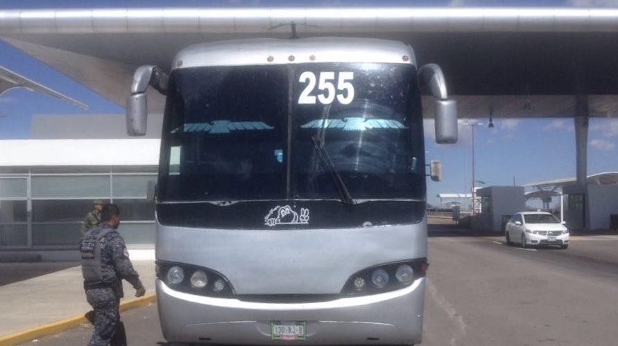 Detienen a 42 migrantes en Aguascalientes