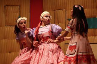 Inició en Aguascalientes el programa de Teatro Escolar