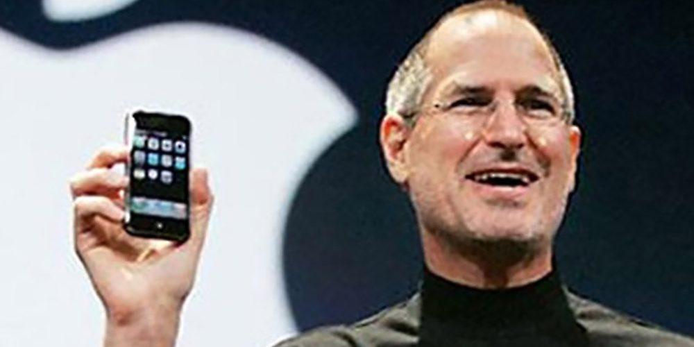 La rivalidad con un empleado de Microsoft dio origen al iPhone