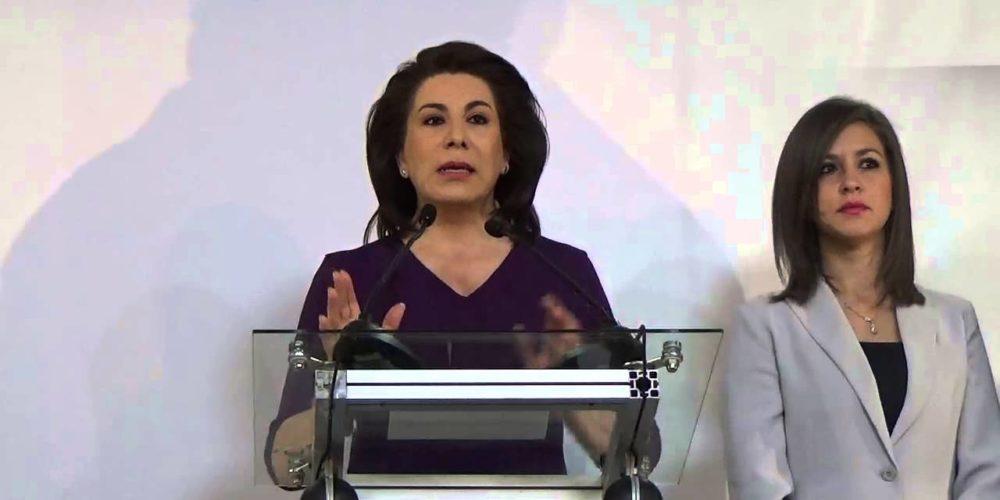 Anayeli Muñoz podría ser suplente de Lorena Martínez