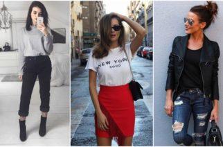 Outfits que puedes usar si no te gustan tus senos