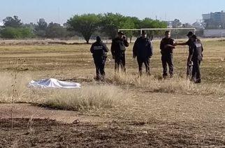 Encuentran cuerpo sin vida de una jovencita en un campo de futbol en Aguascalientes