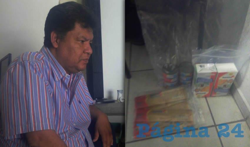 Detienen a tío de la diputada Elsa Amabel Landín por ladrón en Aguascalientes