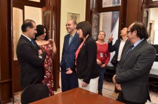 Entrega el gobernador obras de rehabilitación del Ciela Fraguas por más de 2.3 mdp