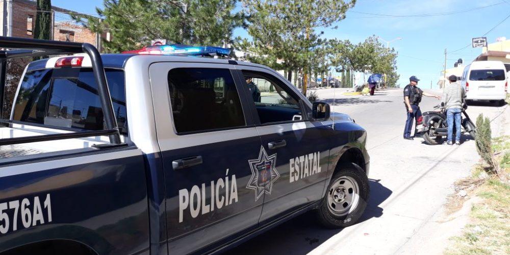 Policías Municipales vigilan Villas de Nuestra Señora