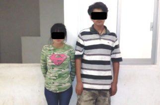 Localizan en Ags a dos menores desaparecidos en Durango