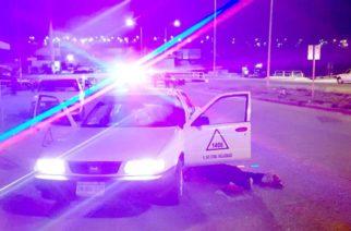Asesinan a taxista la madrugada de este lunes, se resistió a un asalto en Ags