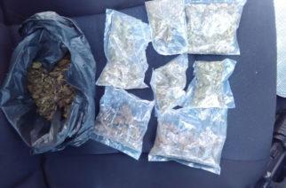 Detiene policía de Aguascalientes a distribuidor de droga