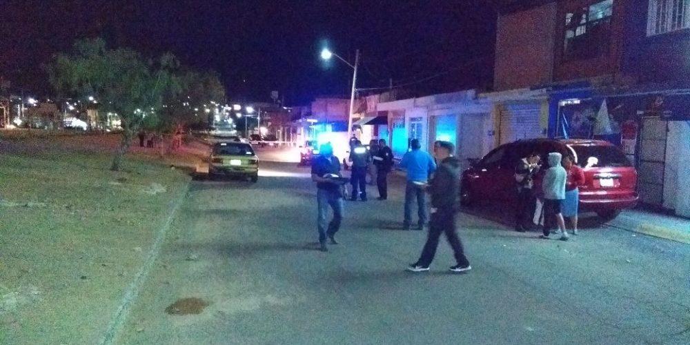 Albañil recibió dos disparos en la cabeza en Ags, está al borde la muerte