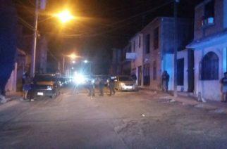 Se salvó de ser ejecutado El Charro en Aguascalientes