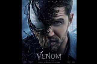 Internet enloquece tras lanzamiento del primer tráiler de Venom
