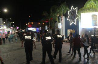 608 detenidos en lo que va de la Feria Nacional de San Marcos