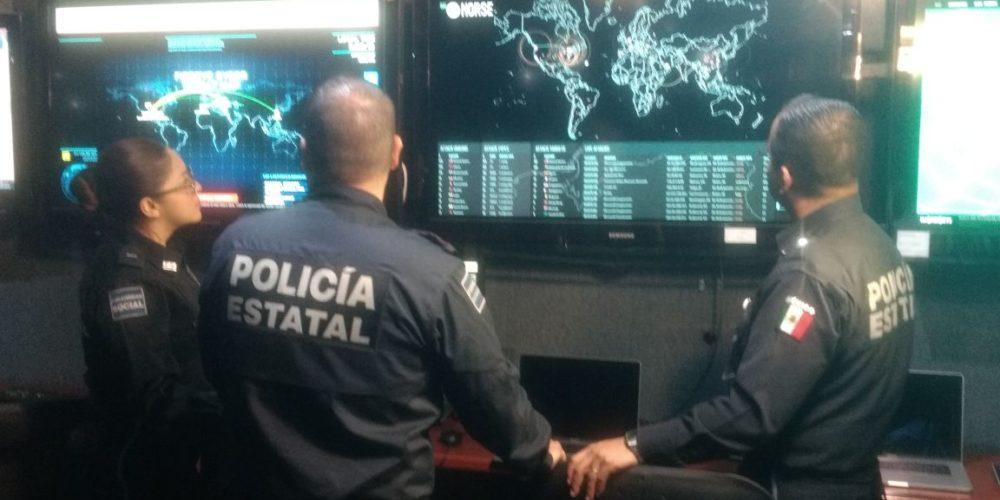 Policía de Aguascalientes combate el ciber acoso