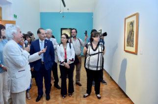 Quedó inaugurada la magna exposición Saturnino Herrán y Otros Modernistas