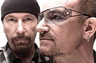 Bono y Edge interpretan Love Is All We Have Left en el funeral de Dave Kavanagh