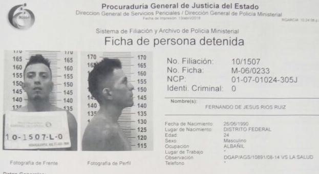 Ejecutan a un albañil que distribuía drogas en Aguascalientes