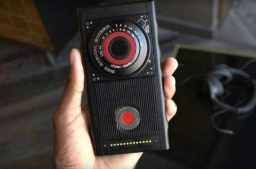Llega a México el primer teléfono con pantalla holográfica