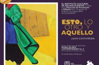 Lista la exposición del maestro Juan Castañeda en el MAC No.8