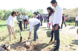 Presentan Lorena Martínez y Gustavo Granados propuestas en materia de Agua y Medio Ambiente