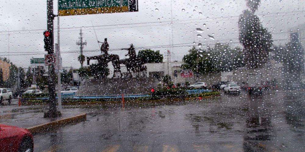 Lluvia ligera se pronostica para Aguascalientes