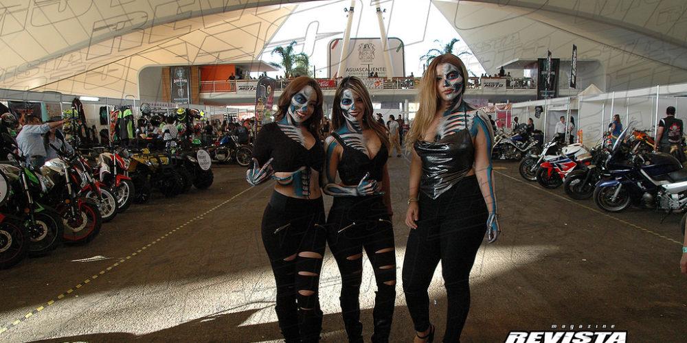 Denuncian transa en la Soberana Convención Motociclista de Ags