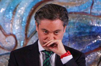 Que se investigue a Nuño por desvíos en la SEP: Martín del Campo