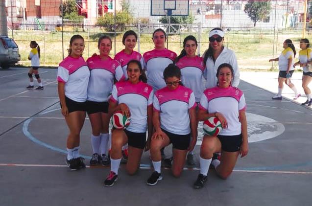 "Checa el rol de la, 2a fecha de la ""Segunda Copa Aguascalientes"" de Voleibol"