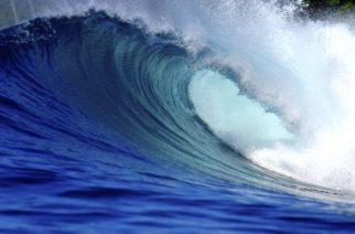 Registran la ola de mar con mayor altura en la historia