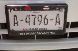 Empadronarán a vehículos con placas de otros estados que circulan en Ags