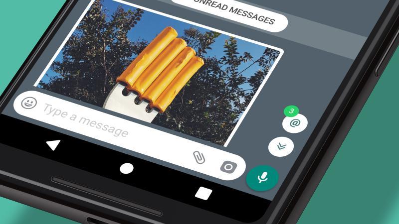WhatsApp libera nuevas funciones para grupos
