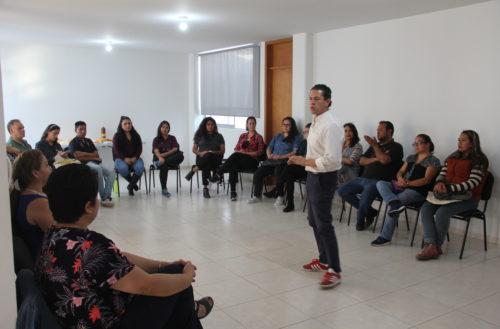 Propone Gustavo Granados ampliar cobertura de salud