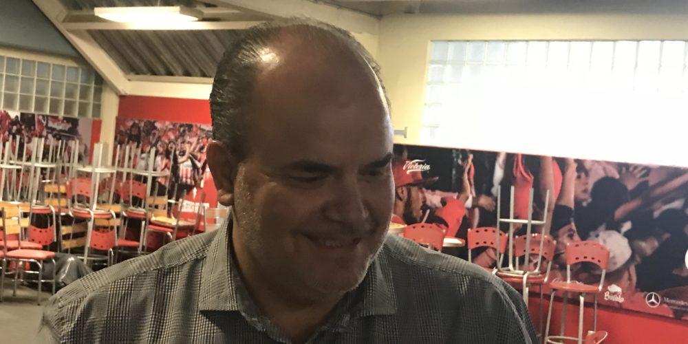 Pide directivo de Necaxa paciencia a la afición de cara el próximo torneo