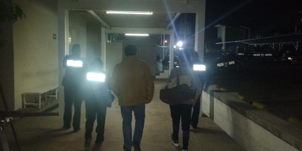 Localiza la policía municipal de Ags a menor de 16 años reportado como desaparecido en el Estado de México