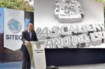 Orozco presenta proyecto del C-5 SITEC