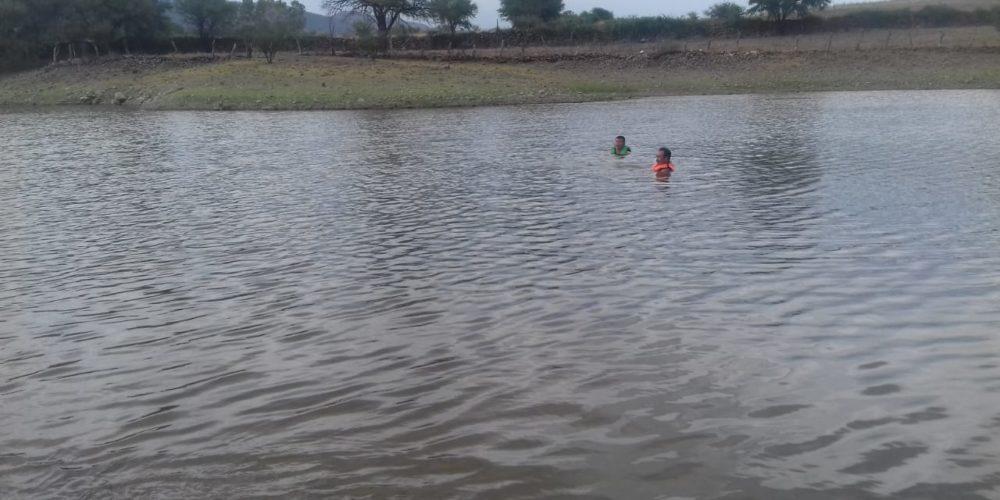 Niña de 10 años murió ahogada en presa de Calvillo, Aguascalientes