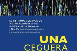 """ICA invita a la inauguración de la exposición """"Una ceguera temporal"""""""