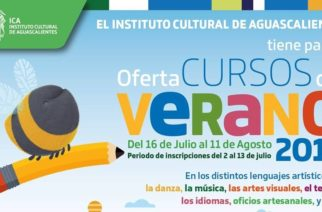 ICA abre inscripciones para los cursos de verano