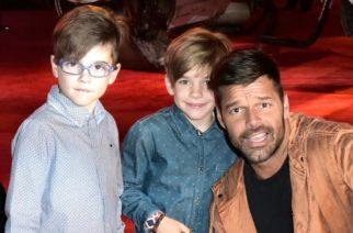 Ricky Martin desearía que sus hijos fueran gay