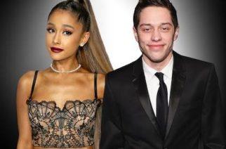 ¡Ariana Grande y Pete Davidson están comprometidos!