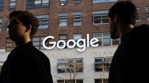 Google da un paso atrás en el negocio de la guerra