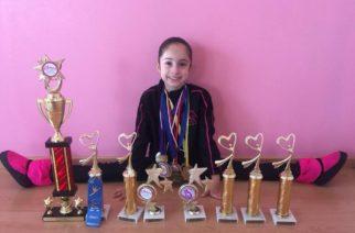 Niña aguascalentense logra segundo lugar en competencia internacional de Ballet