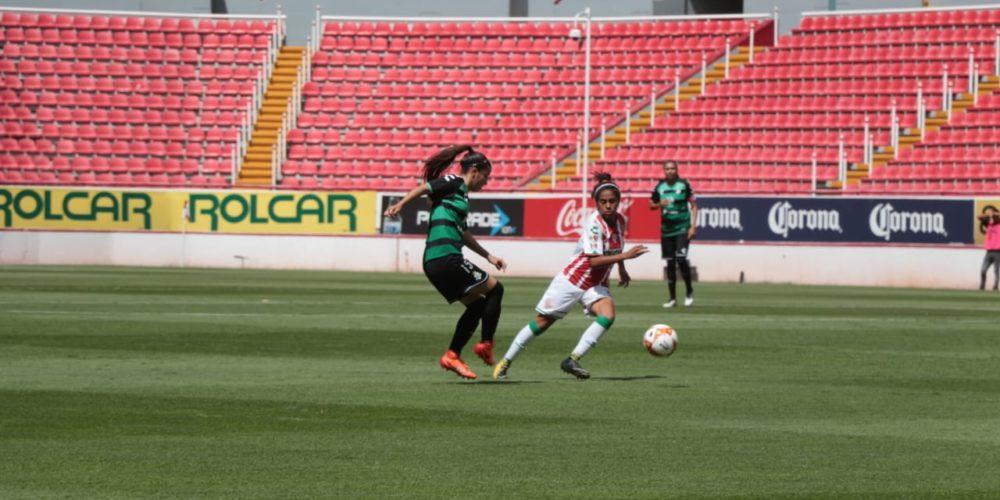 Cae Centellas ante Santos en la Liga Femenil MX