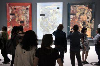 """Más de 2 mil 500 personas asistieron a la inauguración de la exposición """"Claroscuro"""""""
