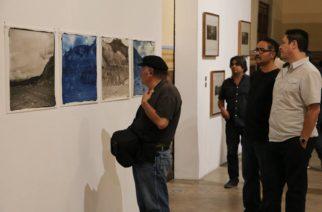 """Inaugura la exposición """"Equivalencias del Paisaje"""""""